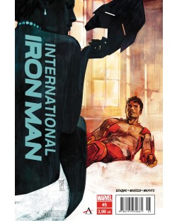 International Iron Man - брой 5