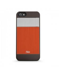 iSkin Aura за iPhone 5 -  оранжев