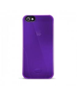 iSkin Solo за iPhone 5 -  лилав
