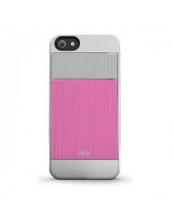 iSkin Aura за iPhone 5 -  розов