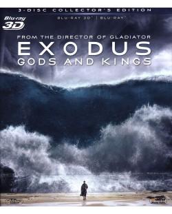Изход: Богове и царе 3D + 2D - Специално издание в 3 диска (Blu-Ray)