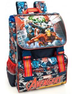 Ученическа раница J.M. Inacio - Avengers
