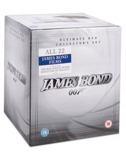James Bond 007 Ultimate DVD Collector's Set (DVD)