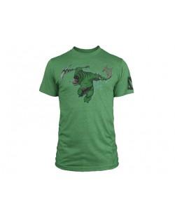 Тениска Dota 2 Tidehunter + Digital Unlock, зелена, размер M