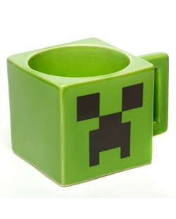 Jinx Minecraft Creeper Face Mug