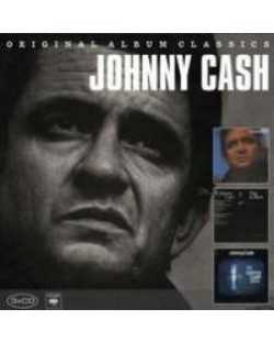 Johnny Cash - Original Album Classics (3 CD)