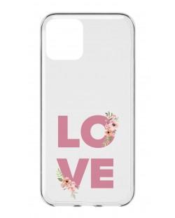 Калъф Celluarline - Style` за iPhone 11, Love