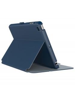 Калъф Speck iPad Mini 4 StyleFolio Deep Sea Blue/Nickel Grey