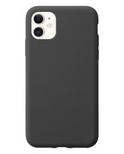 Калъф за iPhone 11 Cellularline - Sensation, черен