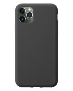Калъф за iPhone 11 Pro Cellularline - Sensation, черен