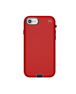 Калъф Speck Iphone 8/7 Presidio Sport - Heartrate Red/Sidewalk Grey/Black