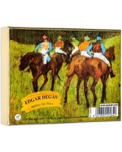 Карти за игра Piatnik - Degas - Before the Race (2 тестета)