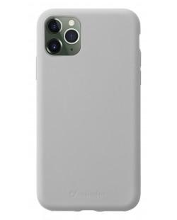Калъф за iPhone 11 Pro Cellularline - Sensation, сив