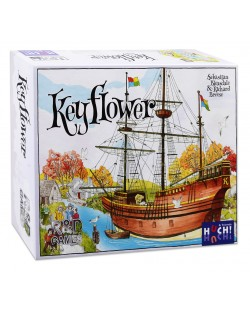 Настолна игра Keyflower (Core Set)