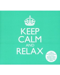 Various Artists - Keep Calm And Relax (3 CD)