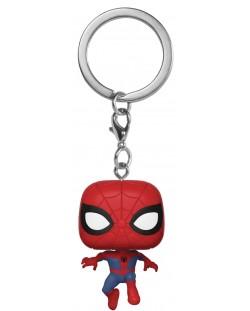 Ключодържател Funko Pocket POP! Spider-Man Into the Spider-Verse: Peter Parker