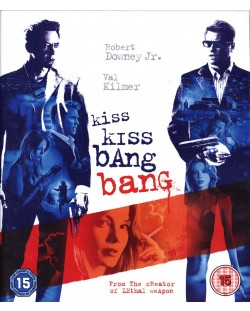 Kiss Kiss Bang Bang (Blu-Ray)