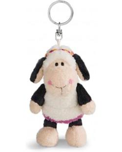 Ключодържател Nici - Овцата Jolly Malou, 10 cm