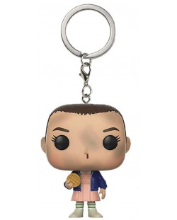 Ключодържател Funko Pocket Pop! Stranger Things - Eleven, 4 cm