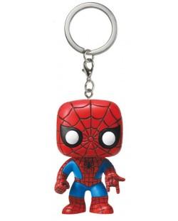 Ключодържател Funko Pocket Pop! Marvel - Spider-Man (Special Edition)