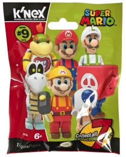 Фигурка-изненада Knex Nintendo Super Mario - Серия 9, асортимент