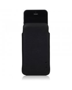 Knomo Ultraslim Pouch за iPhone 5 -  черен
