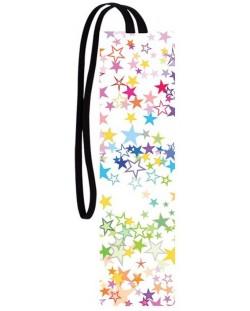 Книгоразделител с ластик Simetro - Stars / Звезди