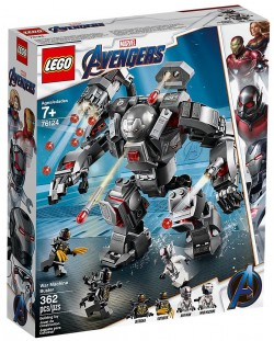 Конструктор Lego Marvel Super Heroes - War Machine Buster (76124)