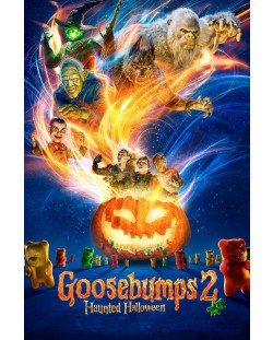 Goosebumps: Страховити истории 2 (Blu-Ray)