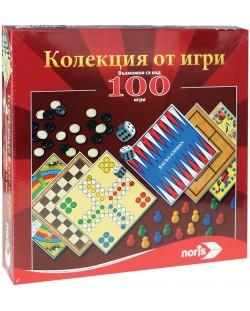 Комплект Noris - 100 игри