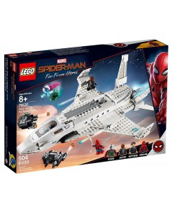 Конструктор Lego Marvel Super Heroes - Stark Jet and the Drone Attack (76130)