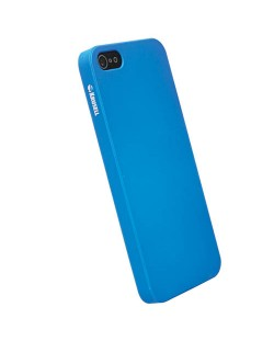 Krusell ColorCover за iPhone 5 -  син