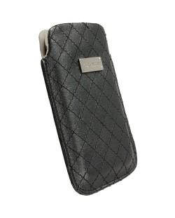 Krusell Avenyn Mobile Pouch L Long за iPhone 5 -  черен