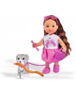Кукла Simba Toys Evi Love - Еви с приятел