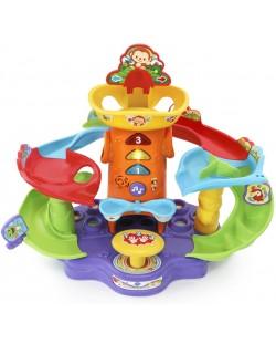 Детска играчка Vtech - Кула, с топки