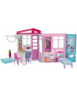 Игрален комплект Mattel Barbie - Къща за кукли