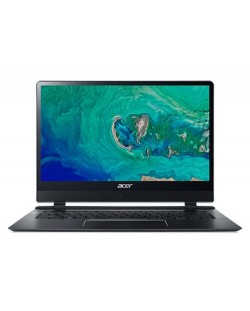"""Лаптоп Acer Swift 7 SF714-51T-M64V - 14"""" FHD IPS NarrowBoarder Touch"""