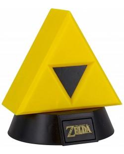 Мини лампа Paladone Nintendo The Legend of Zelda - Triforce, 10 cm