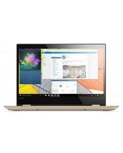 "Лаптоп Lenovo Yoga 520-14IKB - 14"", 4GB, 128GB SSD, Windows 10"