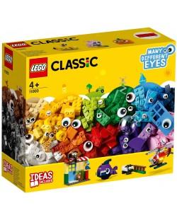 Конструктор Lego Classic - Тухлички и очи (11003)