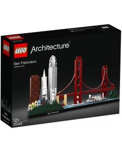 Конструктор Lego Architecture - Сан Франциско (21043)