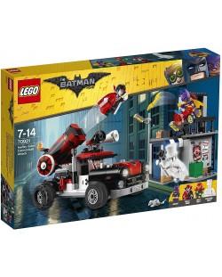 Конструктор Lego Batman Movie - Харли Куин – нападение с гюлета (70921)