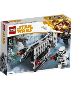 Конструктор Lego Star Wars - Imperial Patrol Battle Pack (75207)