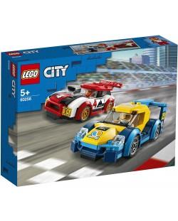 Конструктор Lego City Nitro Wheels - Състезателни коли (60256)