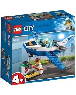 Конструктор Lego City - Полиция в небето, реактивен патрул (60206)