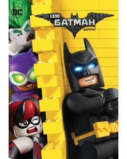 Lego Филмът: Батман (DVD)