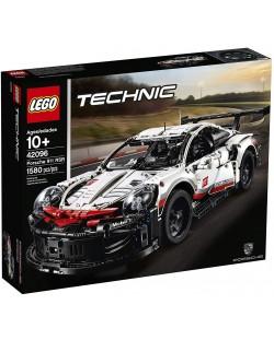 Конструктор Lego Technic - Porsche 911 RSR (42096)