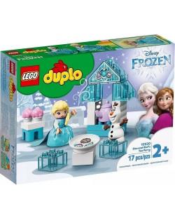 Конструктор Lego Duplo Princess - Чаеното парти на Елза и Олаф (10920)