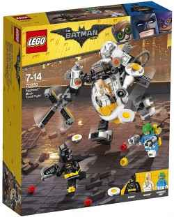 Конструктор Lego Batman Movie - Бой с храна с робота на Яйцето (70920)