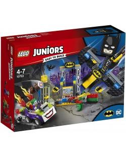 Конструктор Lego Juniors - Joker™ напада пещерата на прилепа (10753)